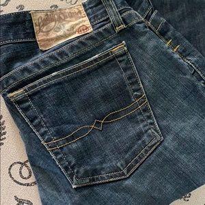 Lucky Brand Jeans Regular Inseam size 6 / 28